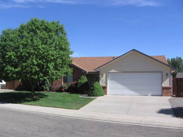2556 Brenna Way, Grand Junction, CO 81505 (MLS #20210573) :: The Grand Junction Group with Keller Williams Colorado West LLC