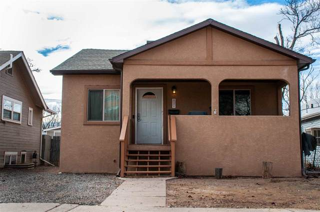 811 Colorado Avenue, Grand Junction, CO 81501 (MLS #20210576) :: The Grand Junction Group with Keller Williams Colorado West LLC