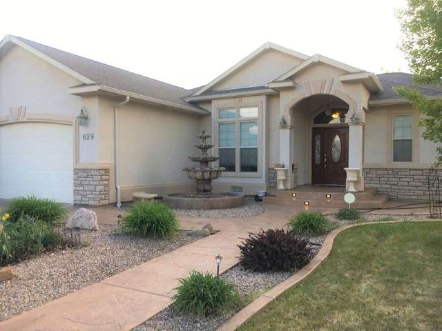 629 Sovereign Lane, Grand Junction, CO 81504 (MLS #20210581) :: Lifestyle Living Real Estate