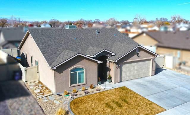 459 Dodge Street, Grand Junction, CO 81504 (MLS #20210582) :: Lifestyle Living Real Estate