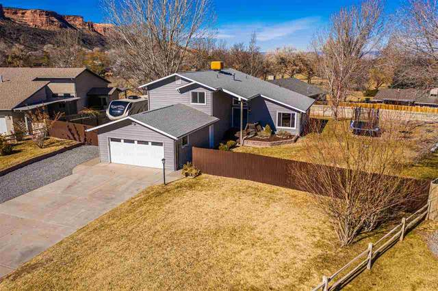 525 Rado Drive, Grand Junction, CO 81507 (MLS #20210585) :: Western Slope Real Estate