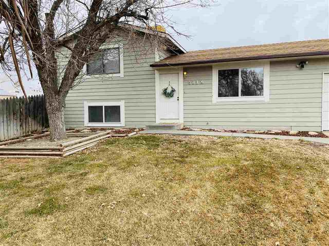 581 1/2 Fairfield Court, Grand Junction, CO 81504 (MLS #20210588) :: The Grand Junction Group with Keller Williams Colorado West LLC