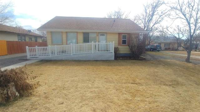 2813 1/2 Texas Avenue, Grand Junction, CO 81501 (MLS #20210589) :: The Christi Reece Group