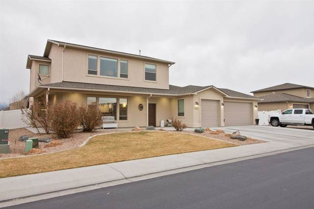 194 Night Hawk Drive, Grand Junction, CO 81503 (MLS #20210590) :: Lifestyle Living Real Estate