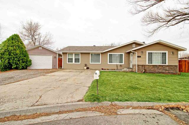 3121 Parkland Court, Grand Junction, CO 81504 (MLS #20210591) :: Lifestyle Living Real Estate