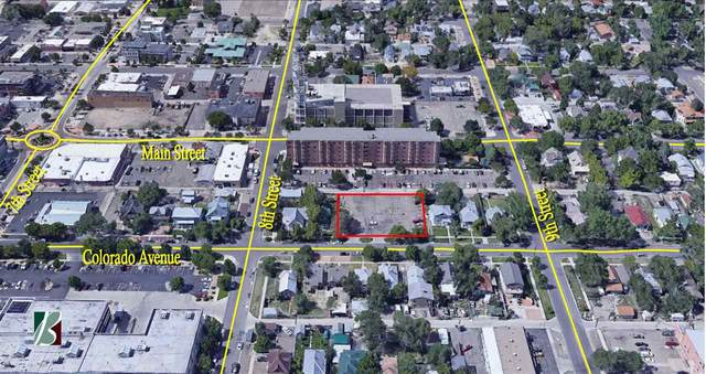 824 Colorado Avenue, Grand Junction, CO 81501 (MLS #20210597) :: The Kimbrough Team | RE/MAX 4000