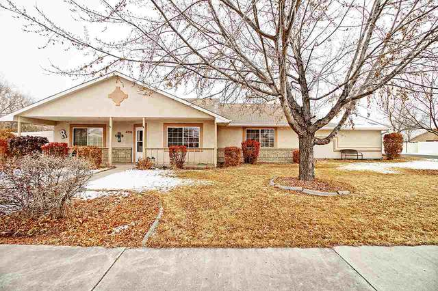672 30 Road, Grand Junction, CO 81504 (MLS #20210613) :: Lifestyle Living Real Estate