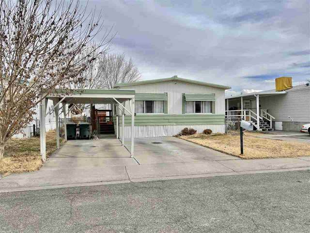 546 1/2 Willow Road, Grand Junction, CO 81501 (MLS #20210620) :: The Grand Junction Group with Keller Williams Colorado West LLC