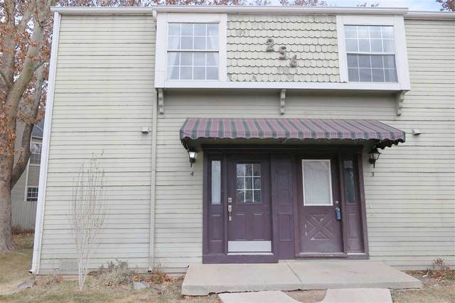 256 Coventry Place #4, Grand Junction, CO 81503 (MLS #20210621) :: The Christi Reece Group