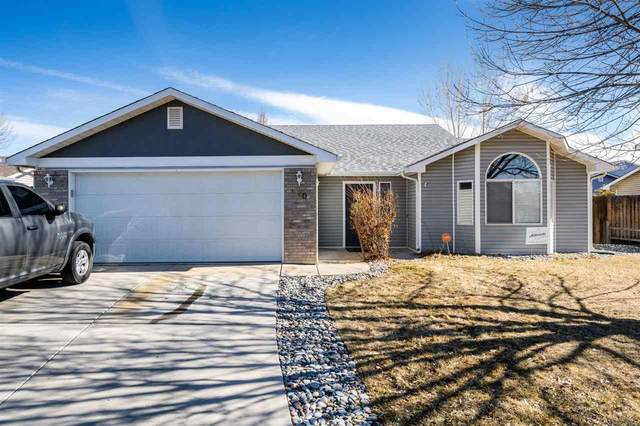 470 Tanner Street, Grand Junction, CO 81504 (MLS #20210623) :: Lifestyle Living Real Estate