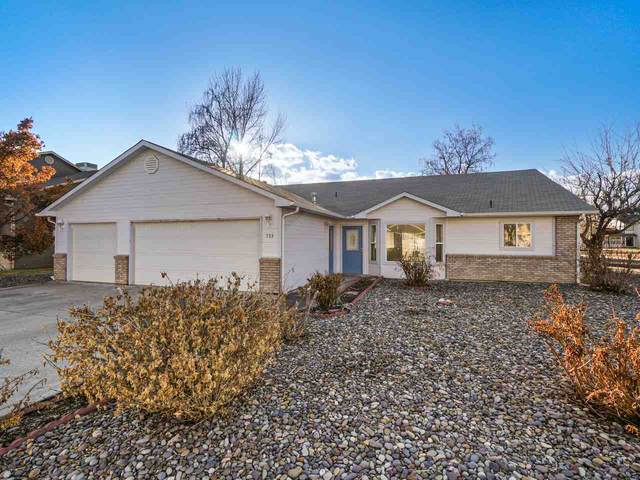 733 N Valley Drive, Grand Junction, CO 81505 (MLS #20210640) :: The Danny Kuta Team