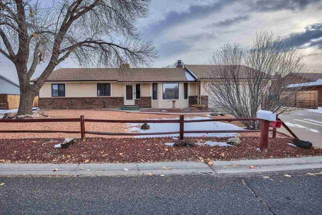 584 Colanwood Street, Grand Junction, CO 81504 (MLS #20210642) :: Lifestyle Living Real Estate