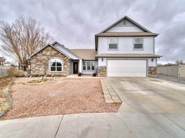 241 Micah Court, Fruita, CO 81521 (MLS #20210644) :: Lifestyle Living Real Estate