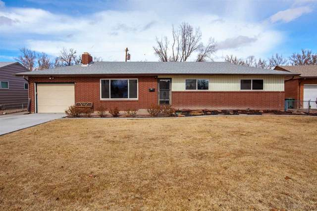 210 Mesa Avenue, Grand Junction, CO 81501 (MLS #20210645) :: Lifestyle Living Real Estate