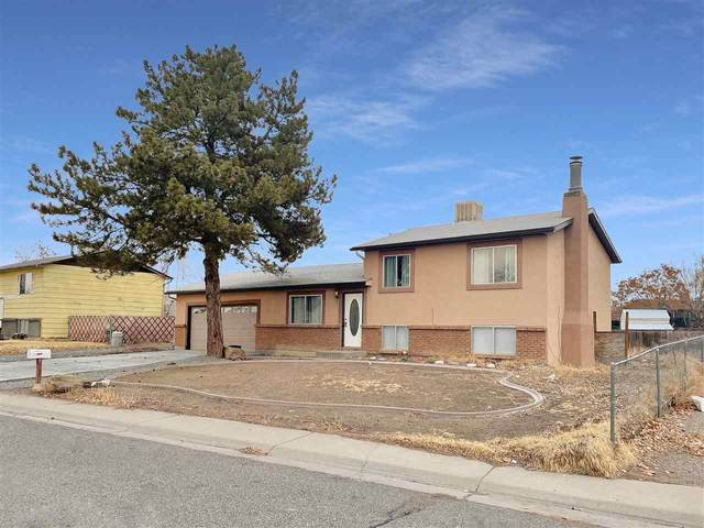 482 1/2 Grand Valley Drive, Grand Junction, CO 81504 (MLS #20210647) :: Lifestyle Living Real Estate