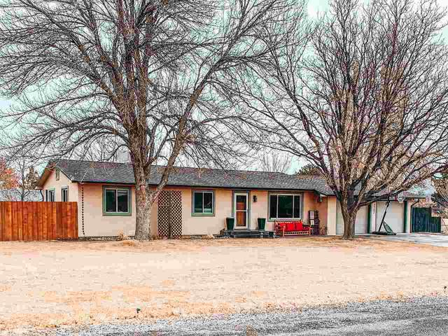 2252 Tanglewood Road, Grand Junction, CO 81507 (MLS #20210648) :: The Grand Junction Group with Keller Williams Colorado West LLC