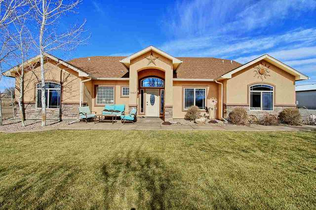 1852 Aerie Court, Fruita, CO 81521 (MLS #20210649) :: The Kimbrough Team | RE/MAX 4000