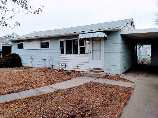 2010 Kennedy Avenue, Grand Junction, CO 81501 (MLS #20210650) :: The Christi Reece Group