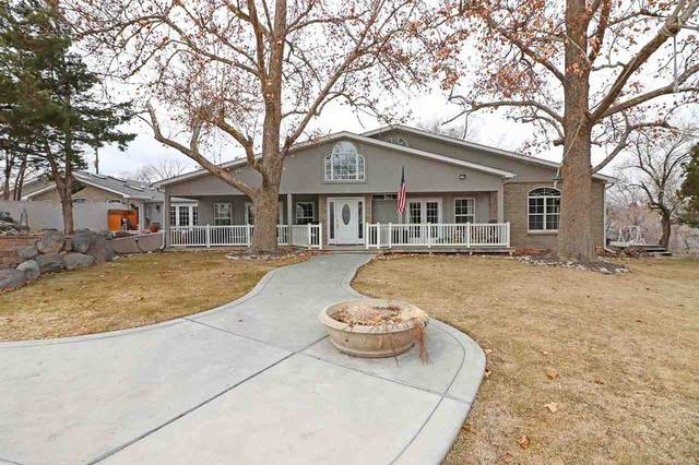 2370 Broadway, Grand Junction, CO 81507 (MLS #20210655) :: Western Slope Real Estate