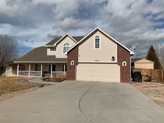 3180 Highview Road, Grand Junction, CO 81504 (MLS #20210657) :: Lifestyle Living Real Estate