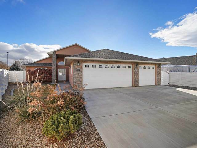 2881 Pinehurst Lane, Grand Junction, CO 81503 (MLS #20210669) :: The Kimbrough Team | RE/MAX 4000