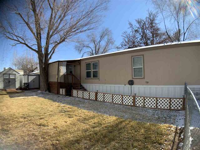585 25 1/2 Road #106, Grand Junction, CO 81505 (MLS #20210674) :: The Grand Junction Group with Keller Williams Colorado West LLC