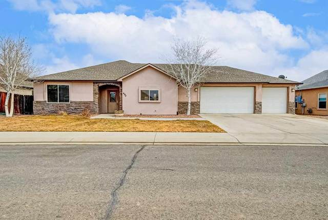 492 Casey Way, Grand Junction, CO 81504 (MLS #20210675) :: Lifestyle Living Real Estate