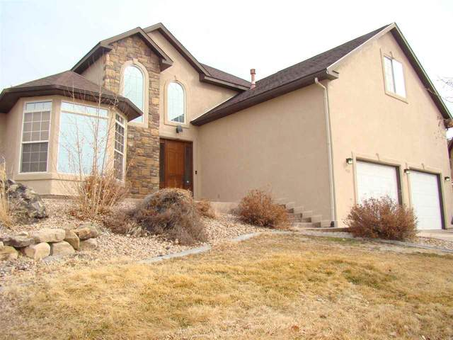 405 Mirada Court, Grand Junction, CO 81507 (MLS #20210676) :: Western Slope Real Estate