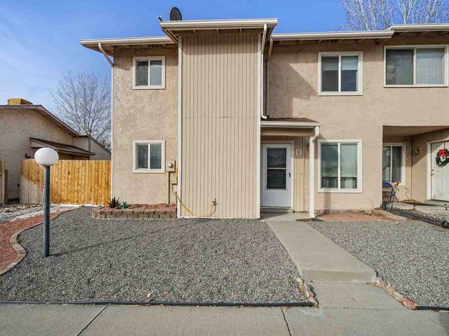 565 E Good Hope Circle D, Clifton, CO 81520 (MLS #20210677) :: Lifestyle Living Real Estate