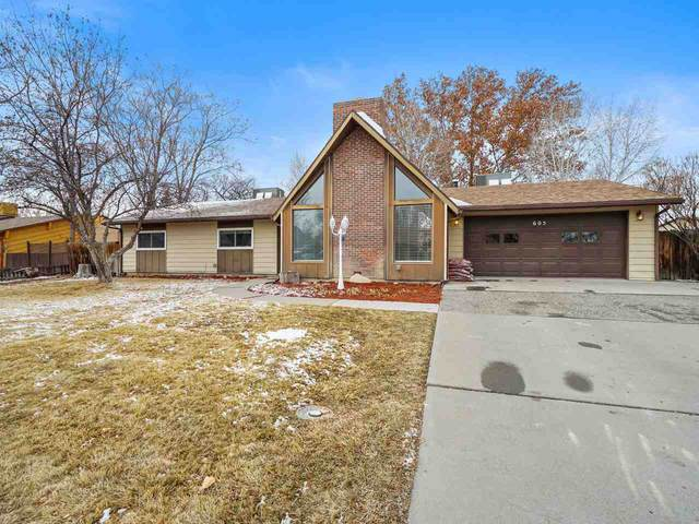 605 Starlight Drive, Grand Junction, CO 81504 (MLS #20210678) :: Lifestyle Living Real Estate