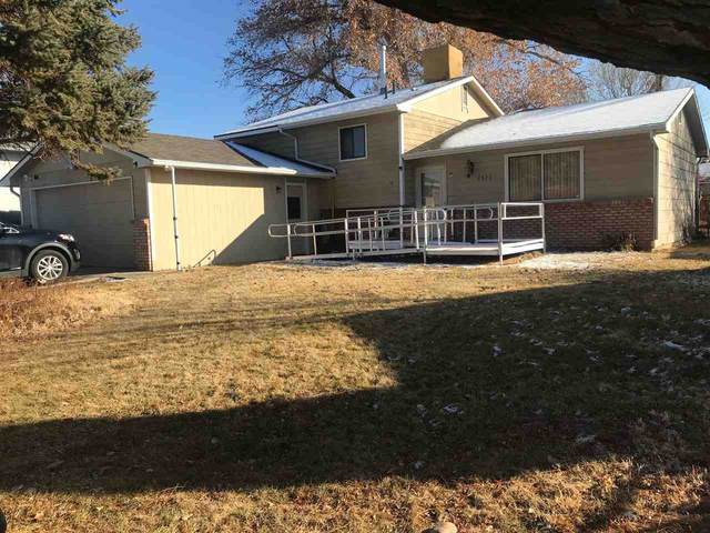 2823 Newport Circle, Grand Junction, CO 81503 (MLS #20210684) :: The Christi Reece Group
