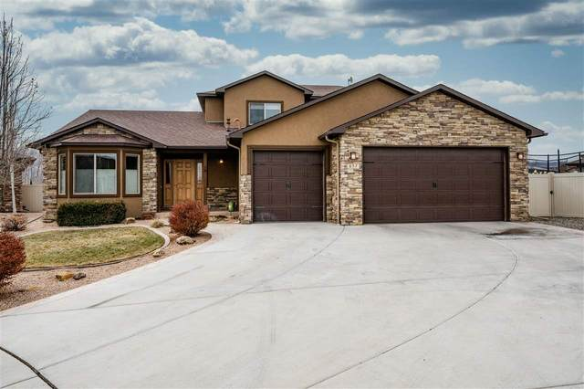 857 Kandle Court, Fruita, CO 81521 (MLS #20210687) :: The Grand Junction Group with Keller Williams Colorado West LLC