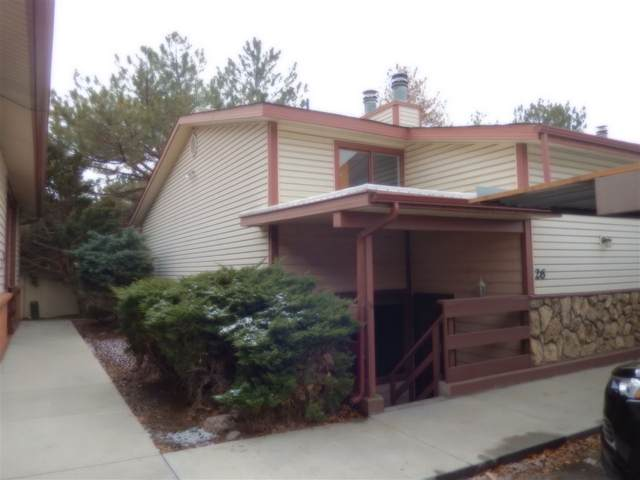 2150 College Place #26, Grand Junction, CO 81501 (MLS #20210688) :: Lifestyle Living Real Estate