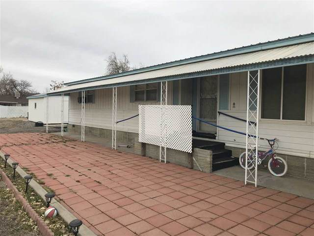 2836 Elm Avenue, Grand Junction, CO 81501 (MLS #20210689) :: CENTURY 21 CapRock Real Estate