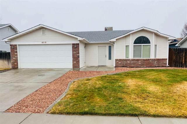 489 Ridge Lane, Grand Junction, CO 81504 (MLS #20210696) :: Lifestyle Living Real Estate