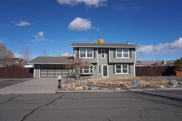 3108 Chipeta Avenue, Grand Junction, CO 81504 (MLS #20210701) :: Lifestyle Living Real Estate