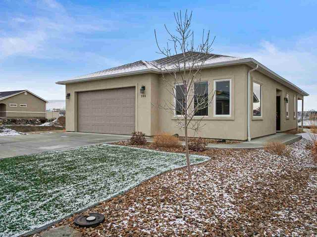 586 Ravenna Court, Grand Junction, CO 81501 (MLS #20210704) :: Lifestyle Living Real Estate