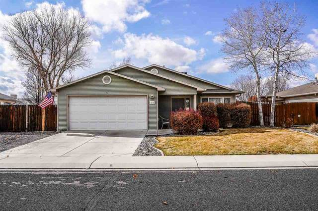 419 Wood Duck Court, Grand Junction, CO 81504 (MLS #20210710) :: The Grand Junction Group with Keller Williams Colorado West LLC