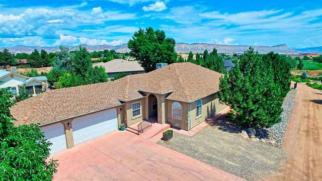 756 27 Road, Grand Junction, CO 81506 (MLS #20210711) :: The Kimbrough Team | RE/MAX 4000