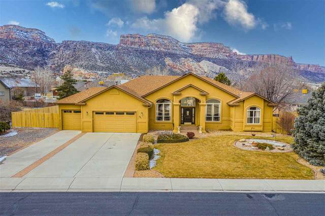 341 Redcliff Court, Grand Junction, CO 81507 (MLS #20210715) :: The Christi Reece Group