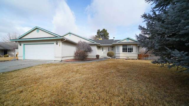 2668 Hemlock Court, Grand Junction, CO 81506 (MLS #20210718) :: Western Slope Real Estate