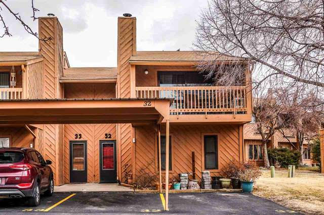575 28 1/2 Road #32, Grand Junction, CO 81501 (MLS #20210721) :: The Grand Junction Group with Keller Williams Colorado West LLC