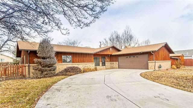 3022 Vin Rose Way, Grand Junction, CO 81504 (MLS #20210722) :: Lifestyle Living Real Estate