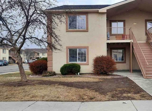 491 Coronado Way A, Clifton, CO 81520 (MLS #20210724) :: The Grand Junction Group with Keller Williams Colorado West LLC
