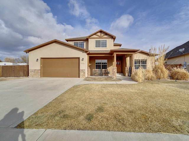 781 Moores Diamond Drive, Fruita, CO 81521 (MLS #20210726) :: Lifestyle Living Real Estate