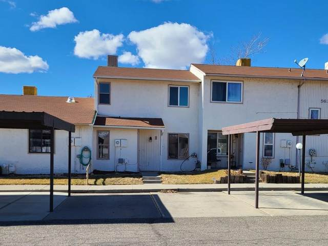 563 E Good Hope Circle, Clifton, CO 81520 (MLS #20210732) :: The Grand Junction Group with Keller Williams Colorado West LLC