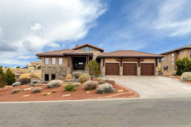 370 High Desert Road, Grand Junction, CO 81507 (MLS #20210733) :: Western Slope Real Estate