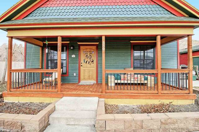 480 W 1st Street, Palisade, CO 81526 (MLS #20210735) :: The Christi Reece Group