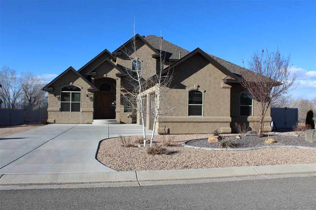 2130 Canyon Wren Court, Grand Junction, CO 81507 (MLS #20210742) :: Lifestyle Living Real Estate