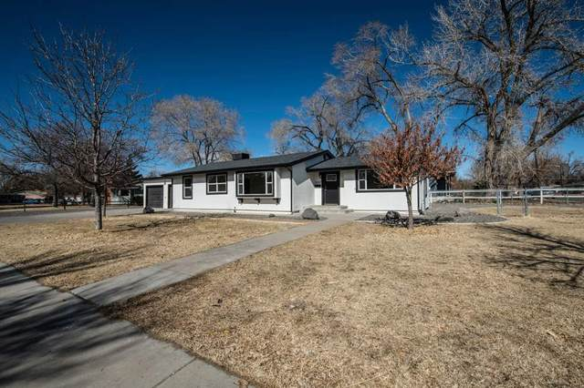 450 Mesa Court, Grand Junction, CO 81501 (MLS #20210754) :: Lifestyle Living Real Estate